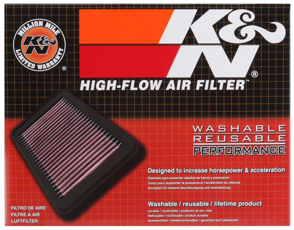 Filtro Ar K N Kn Ya1709 - Yamaha Vmax V-max 1700