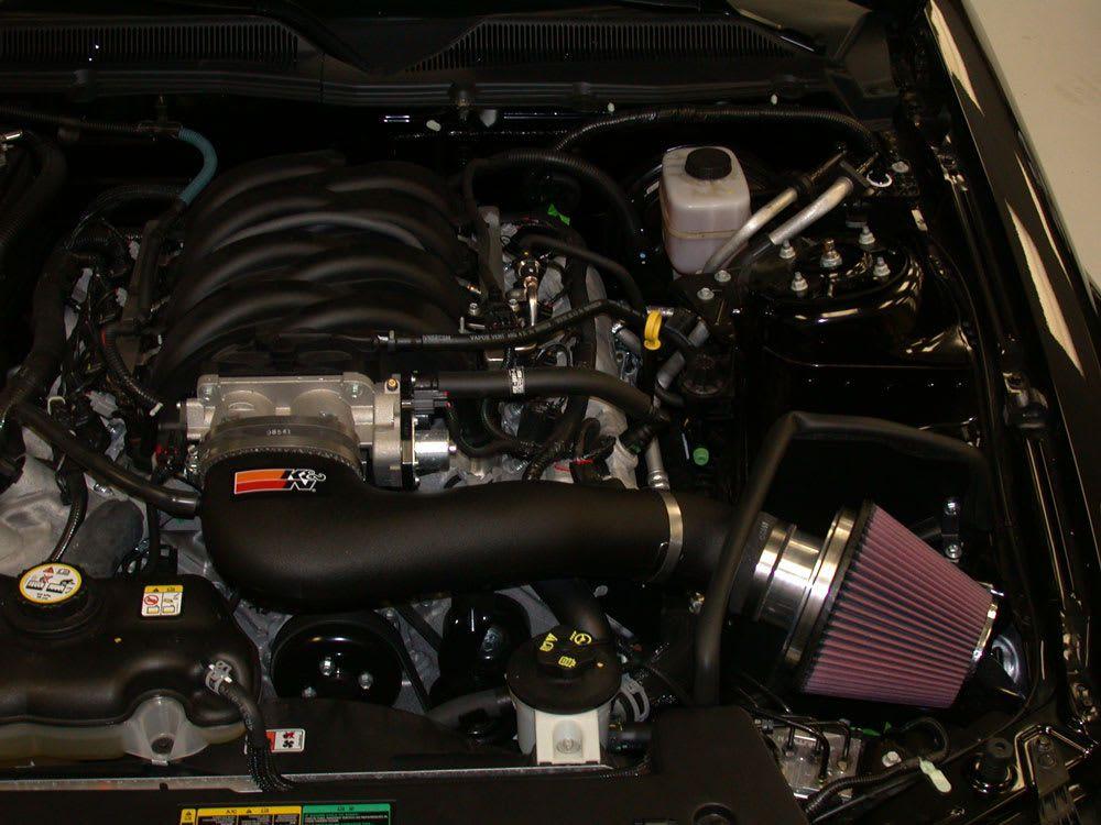 Filtro Ar K&n Mustang 05-06 V8 4.6  57-2565
