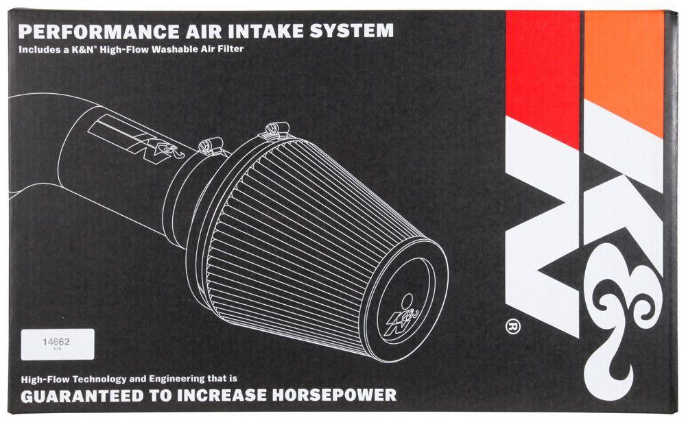 Filtro Ar K&n Mustang 11-14 V6 3.7 69-3529tp