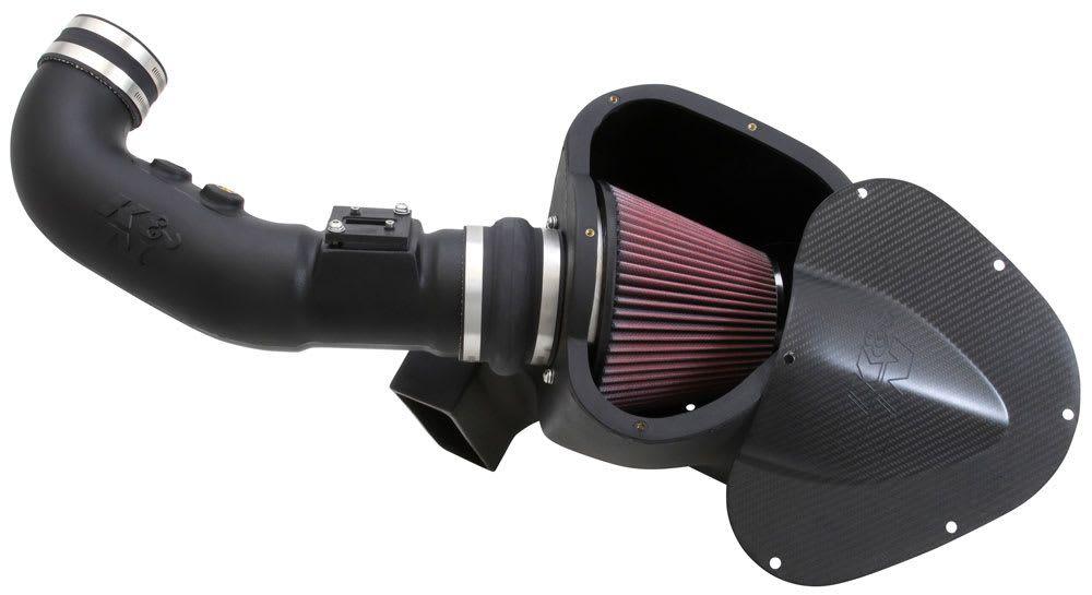 Filtro Ar K&n Mustang 11-14 V8 5.0 63-2578