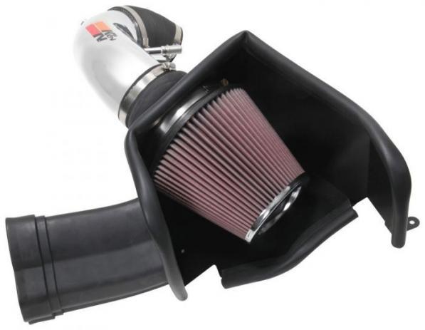 Filtro Ar K&n Mustang 5.0 18 - 19  69-3540tp