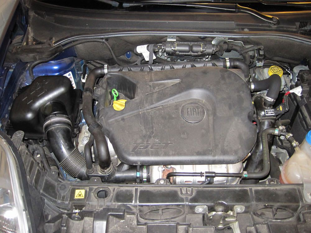 Filtro Ar K&n Punto T-jet 1.4 Turbo 57s-3300