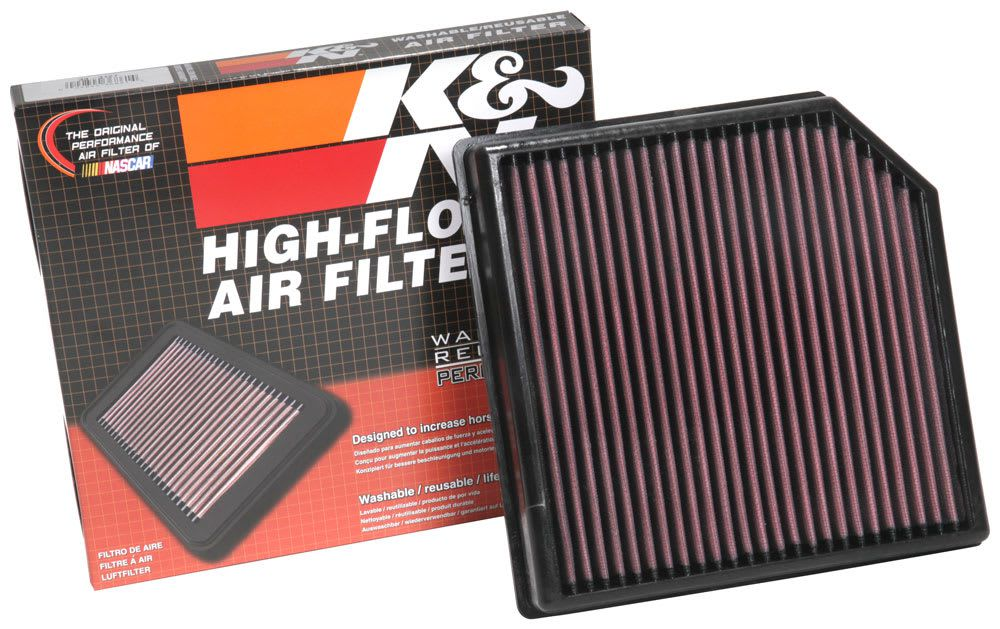 Filtro Ar K&n Volvo Xc40 2.0 18-19 Diesel / Gasolina 33-3127
