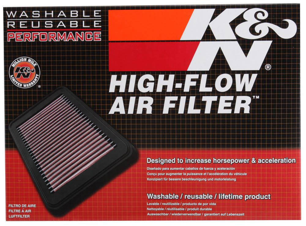 Filtro Ar Kn Kn Utv Can-am Commander 1000 11-19 Cm-8011