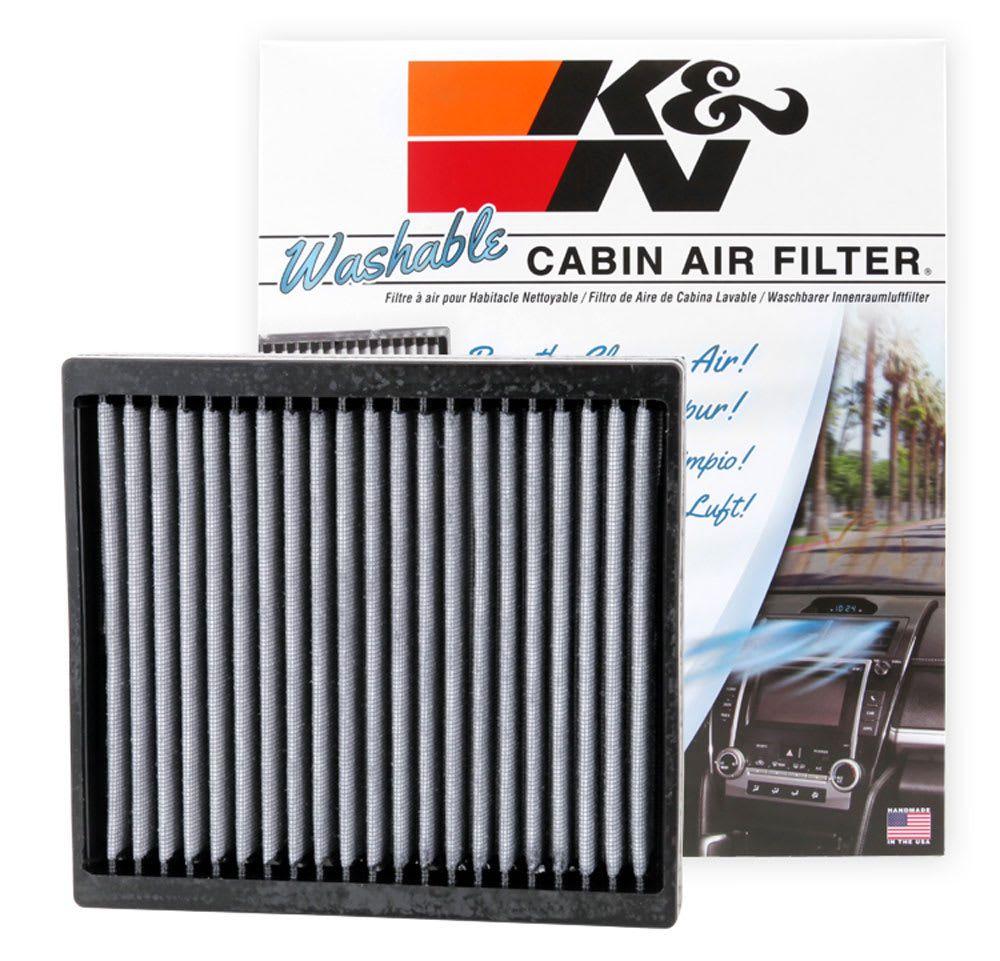 Filtro Cabine K&n Mitsubishi Asx Lancer Outlander Kn Vf2004