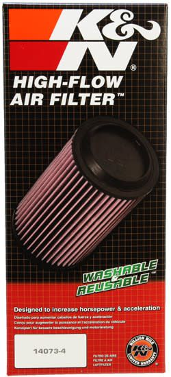 Filtro De Ar C 260x144 K&n - Fiat E-torq/bravo Tjet/ E-2995