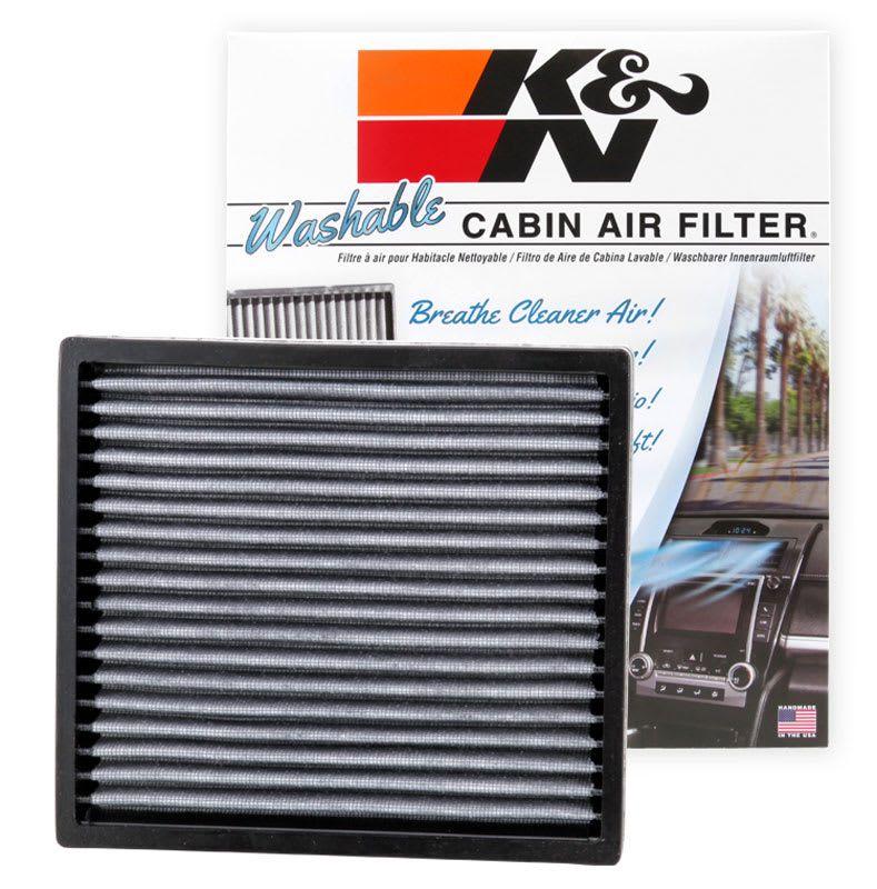Filtro De Ar Condicionado K&n Lancer Outlander Asx Vf2004