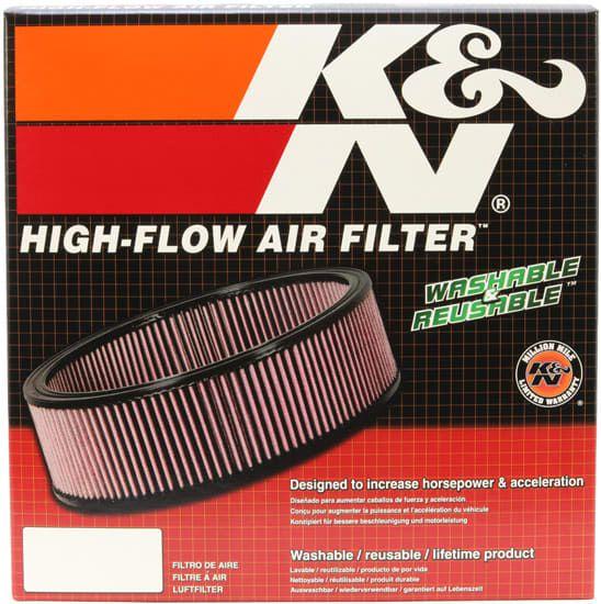 Filtro De Ar D 297x281 K&n - Up 1.0 / Gol 1.0  33-2994
