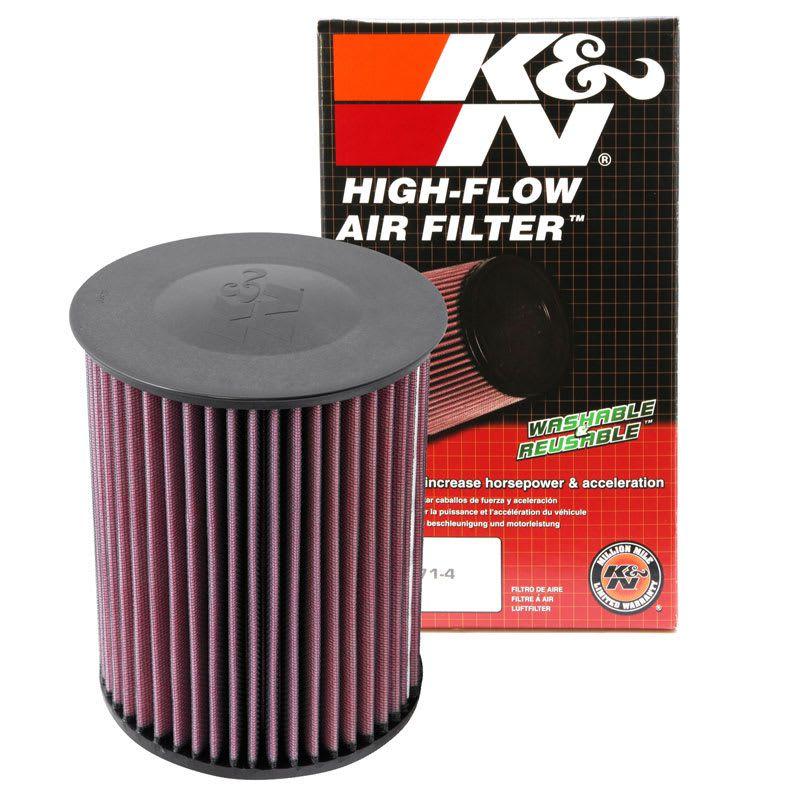 Filtro De Ar Esportivo K&n Focus Titaniun 2.0 16v E-2993