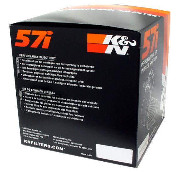 Filtro De Ar Intake K&n-bmw-118i/120i/318i/320i/ 57-0648-1