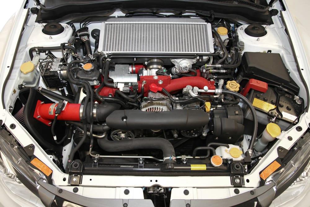 Filtro De Ar Intake K&n Subaru Impreza Wrx- 69-8005twr