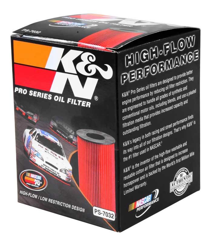 Filtro De Ar K&n Cayenne Motores 4.8 Até 2018 - Ps-7032