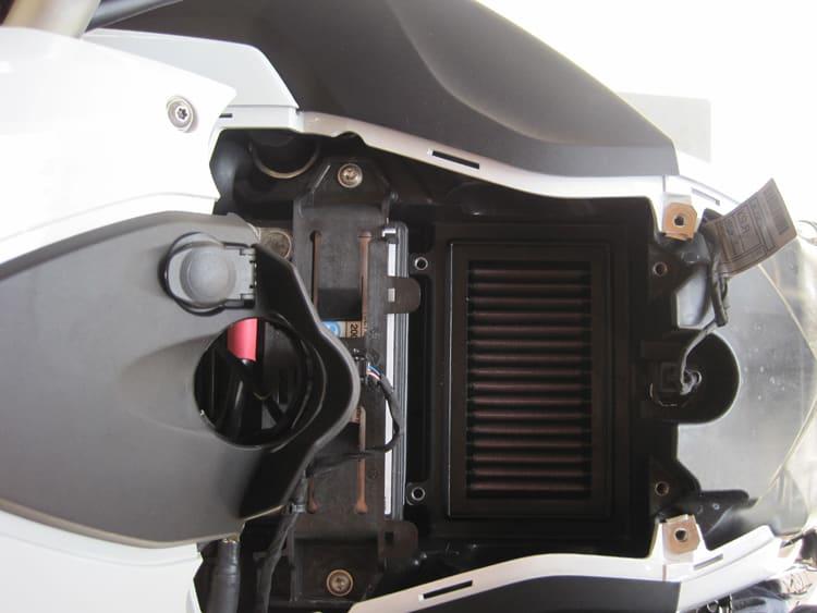 Filtro De Ar K&n Lavável Bmw F800r F800gs F700gs Bm-8006
