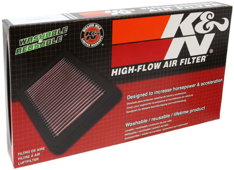 Filtro De Ar K&n Lavavel - Honda Accord 3.0 03-07 33-2277