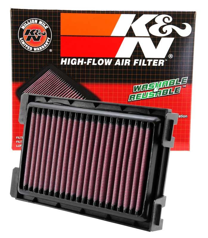 Filtro De Ar K&n Lavável Honda Cbr250r 11-13 Ha-2511