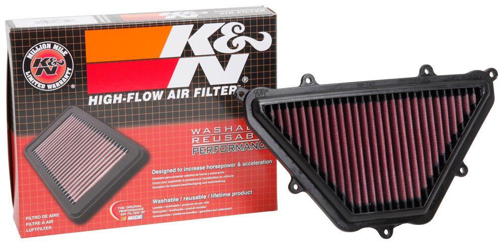 Filtro De Ar K&n Lavável Honda X-adv 750 17-19 Ha-7417