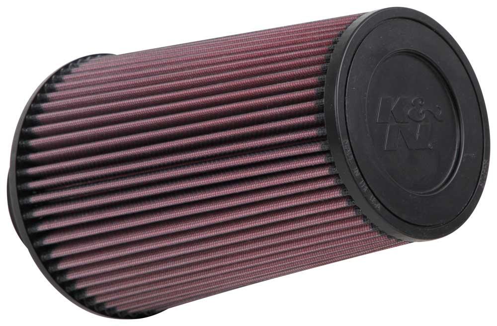 Filtro De Ar K&n Re-0810 Cônico Universal Boca 3 Polegadas