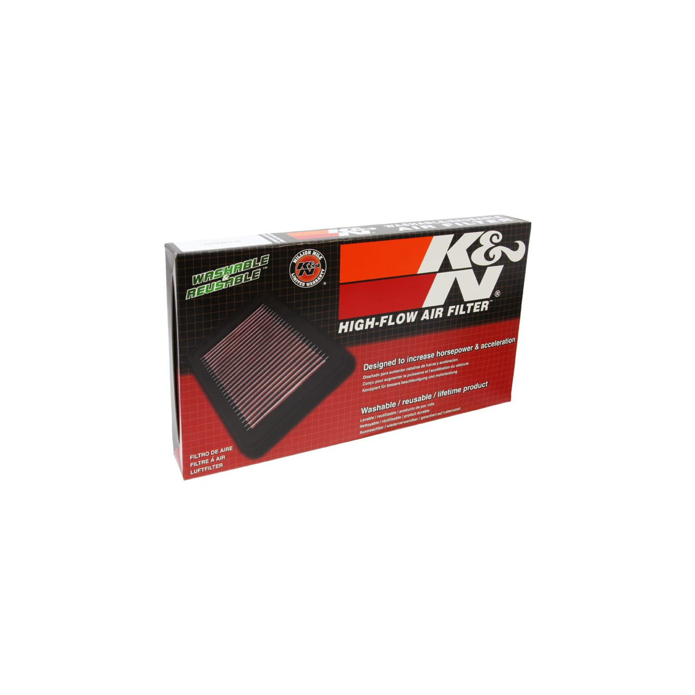 Filtro De Ar K&n 33-2083