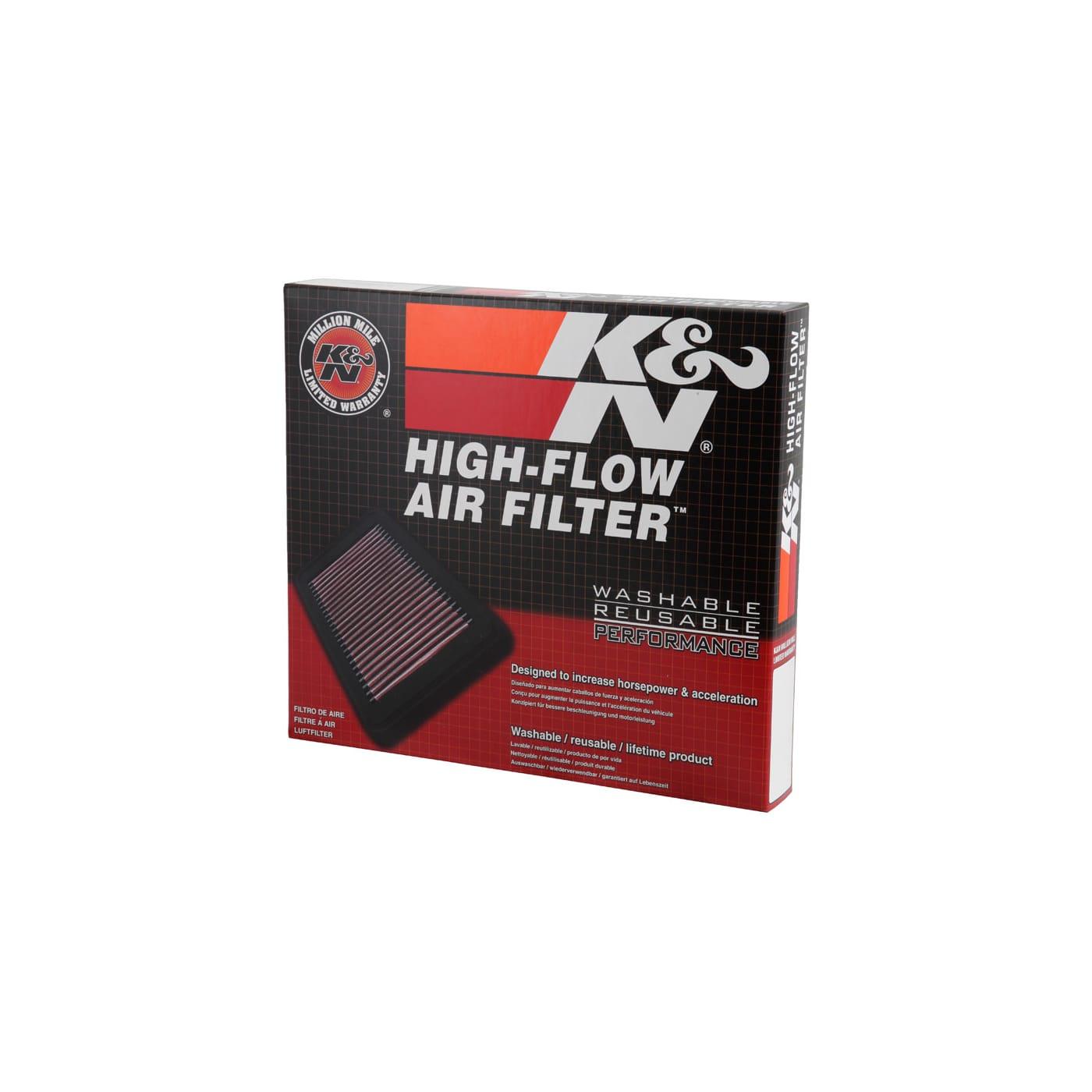 Filtro De Ar K&N 33-2372