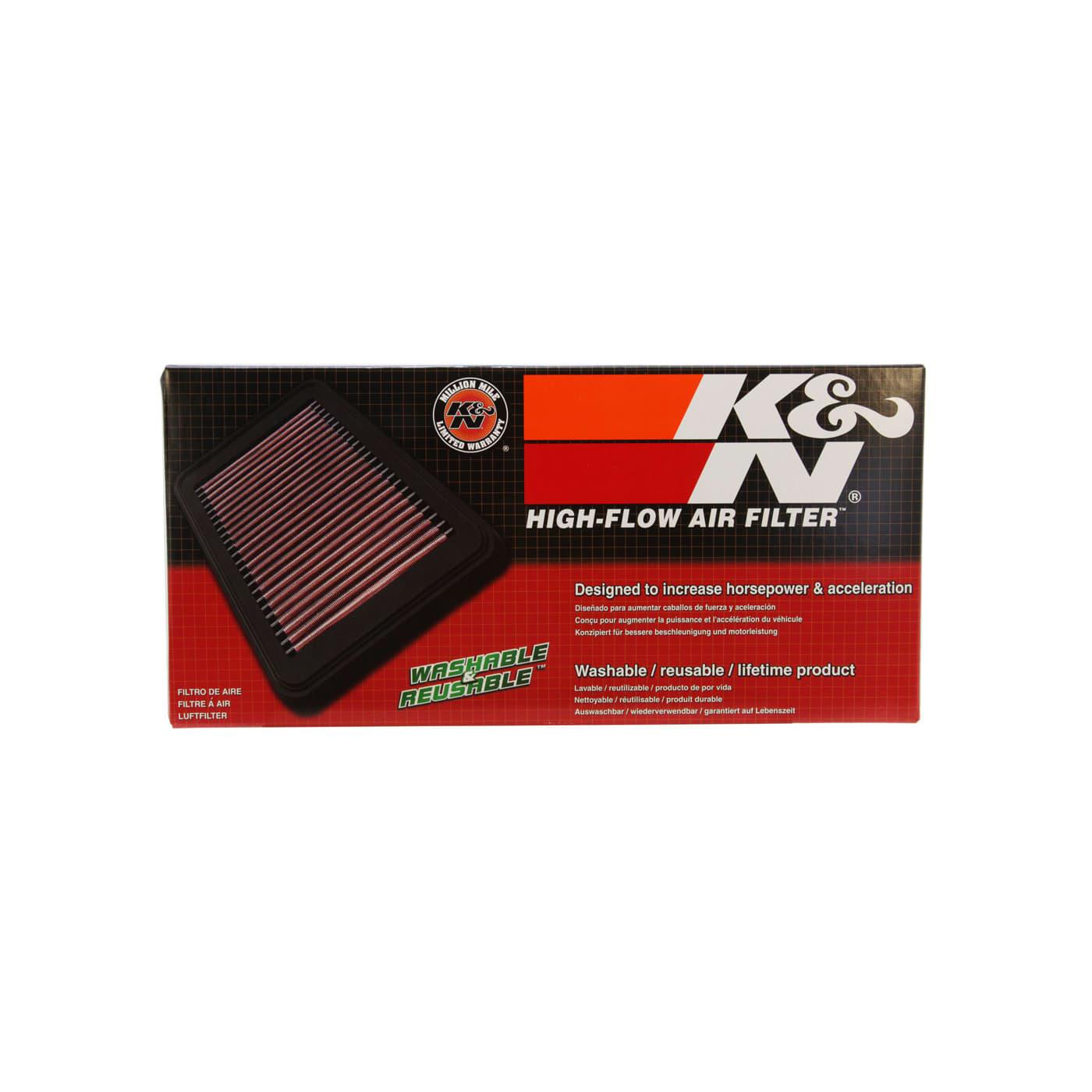 Filtro De Ar K&N 33-2386 Mini Cooper