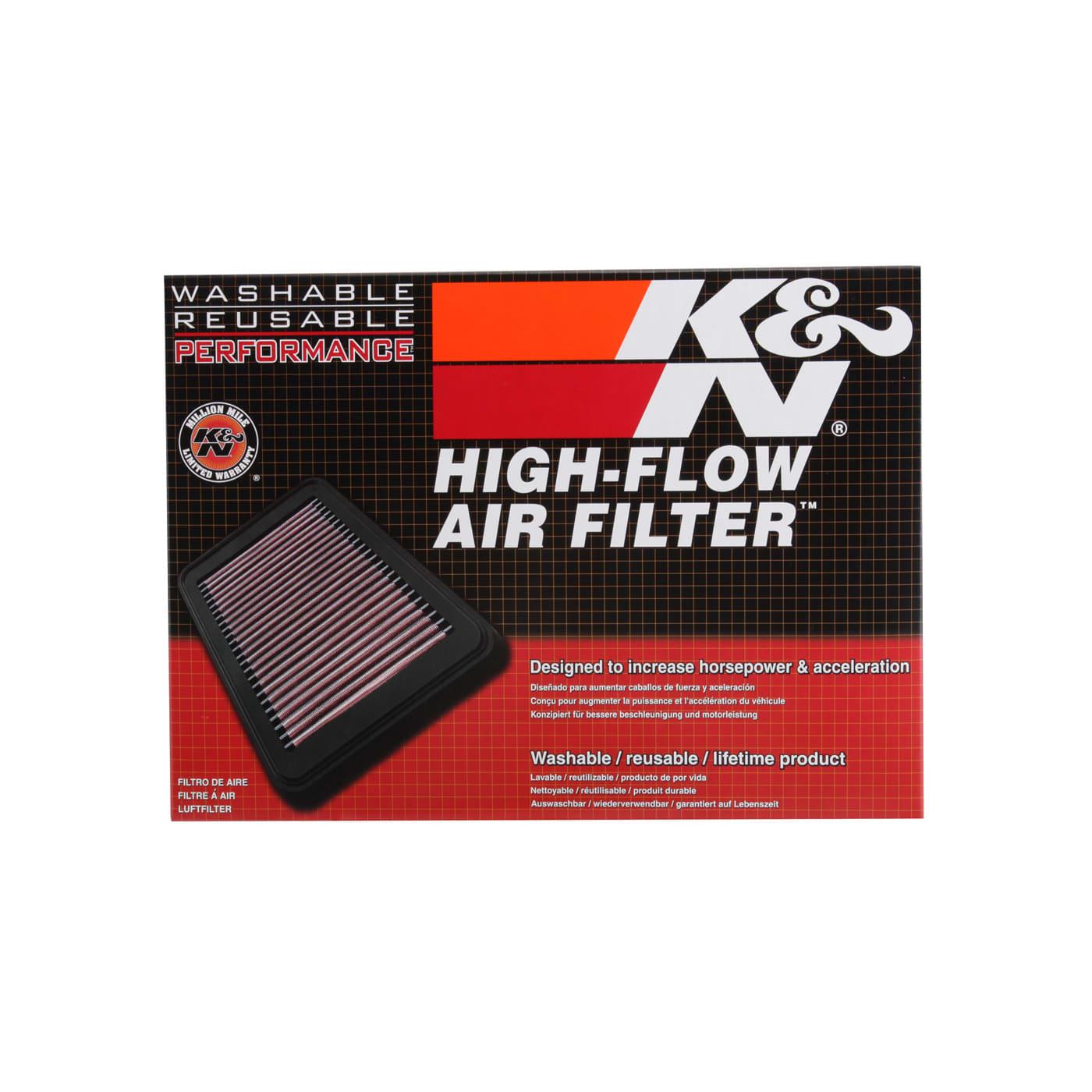 Filtro De Ar K&N 33-2388 Volvo S60 V60 XC60 S80 V70 XC70