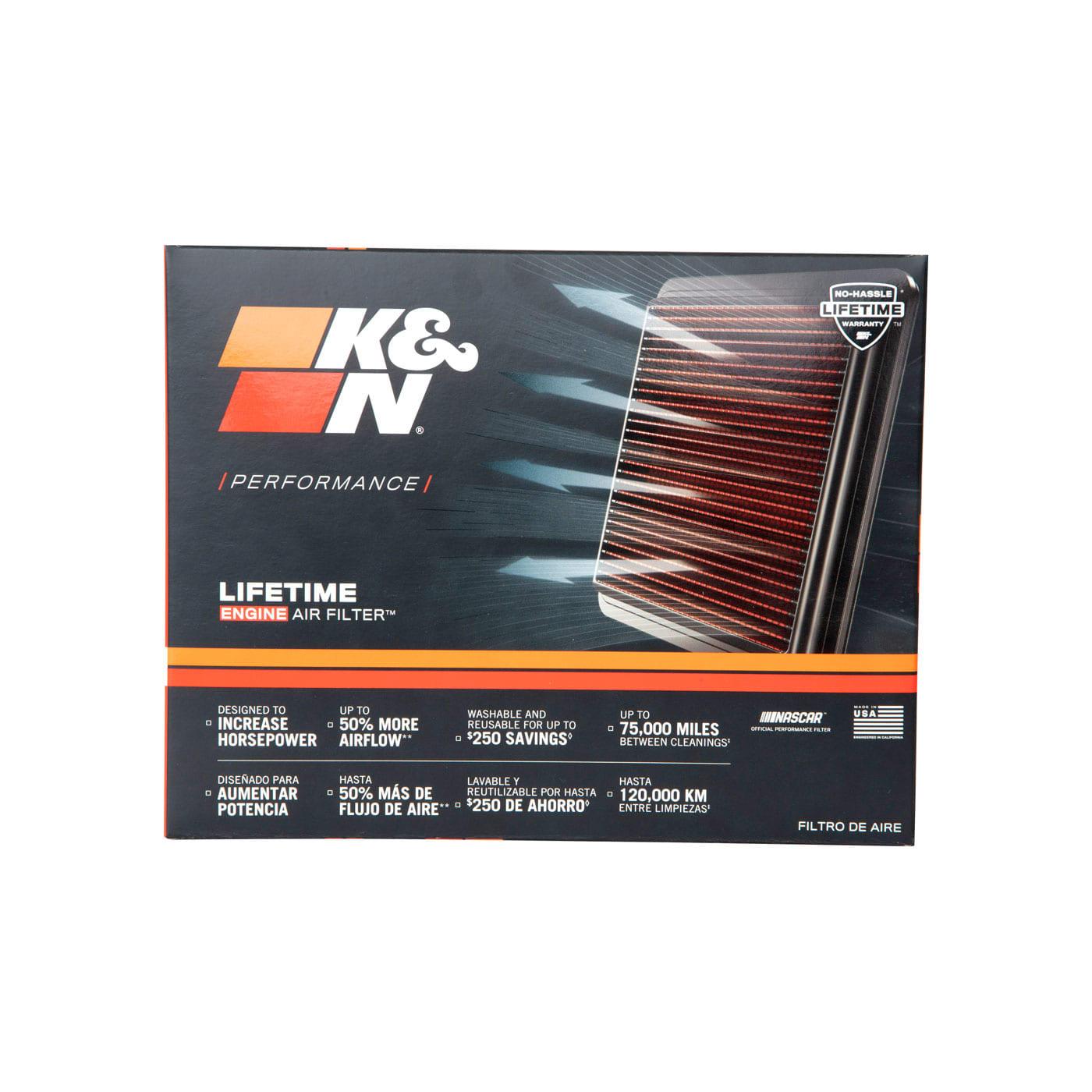 Filtro De Ar K&N 33-2409