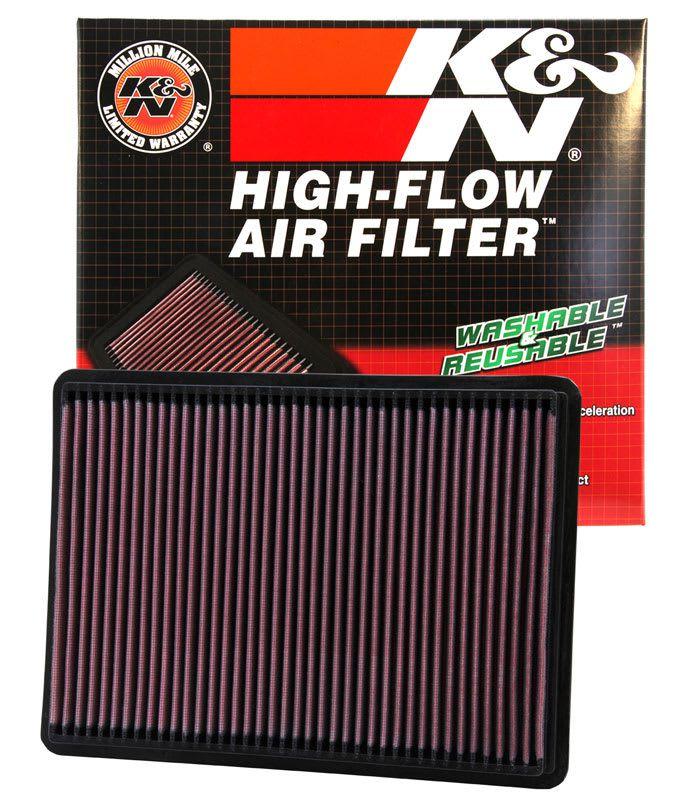 Filtro De Ar Lavável K&n - Ford Grand Cherokee - 33-2233