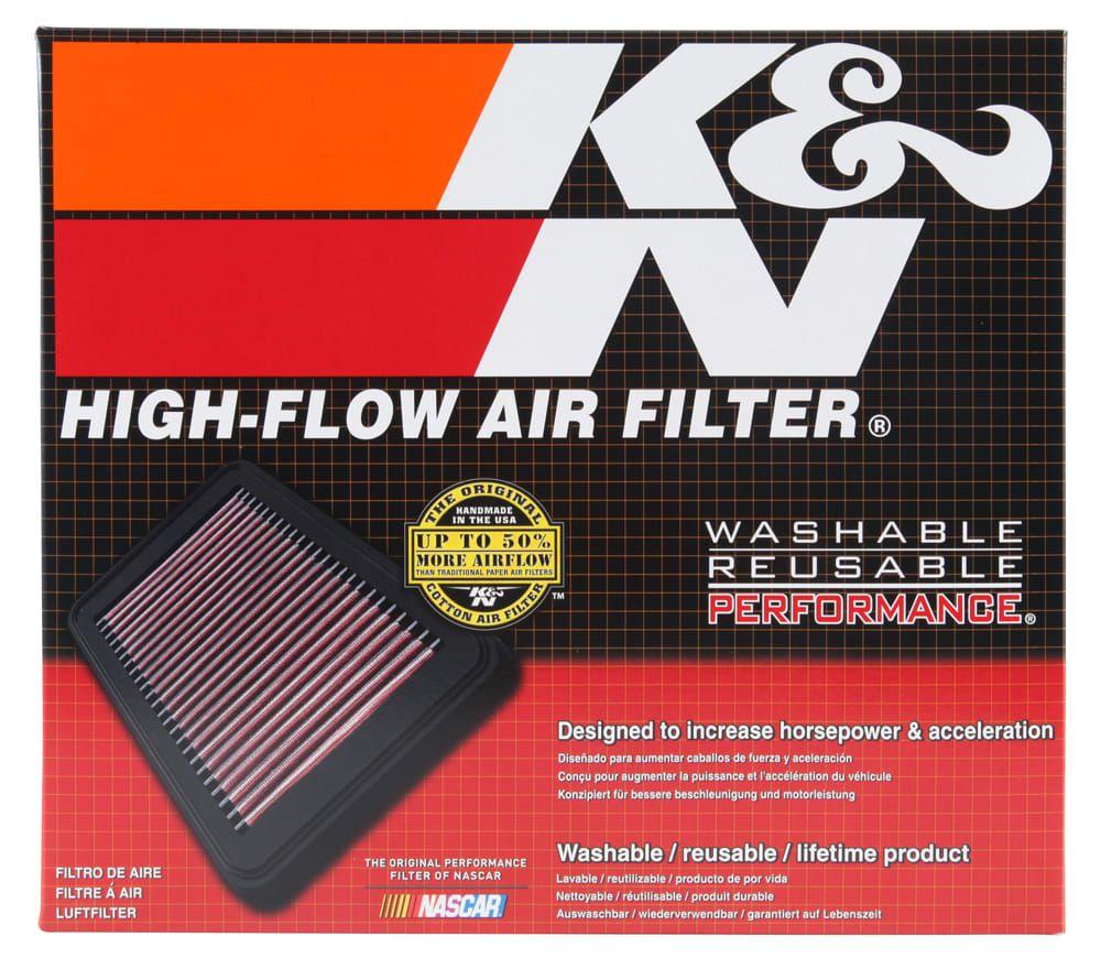 Filtro De Ar Lavavel K&n - Hyundai Mohave - 33-2447