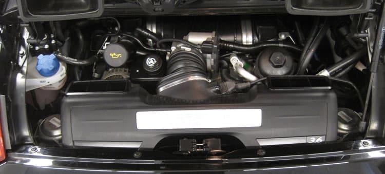 Filtro De Ar Lavavel K&n - Porsche 911 - E-1999