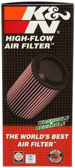 Filtro De Ar Lavável K&n - Porsche Boxter/cayman - E-2295