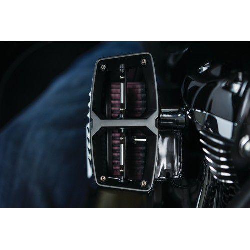 Filtro de Ar Modelo Hypercharger ES - Preto - Acelerador Eletrônico p/ Touring 2017 - 2019