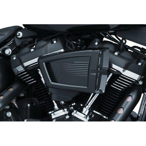 Filtro de Ar Modelo Hypercharger ES - Preto - Softail 2018 - 2019 - Kuryakyn