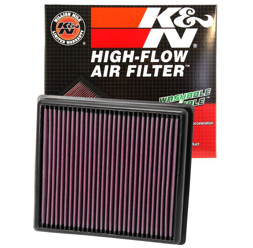 Filtro De Ar R 227x203 K&n-bmw-116i/118i/120i/316i/ 33-2990