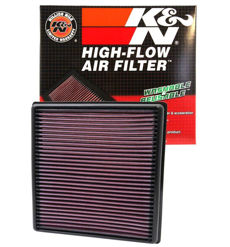 Filtro De Ar R 233x229 K&n - Dodge Journey 3.6 V6 /  33-2470