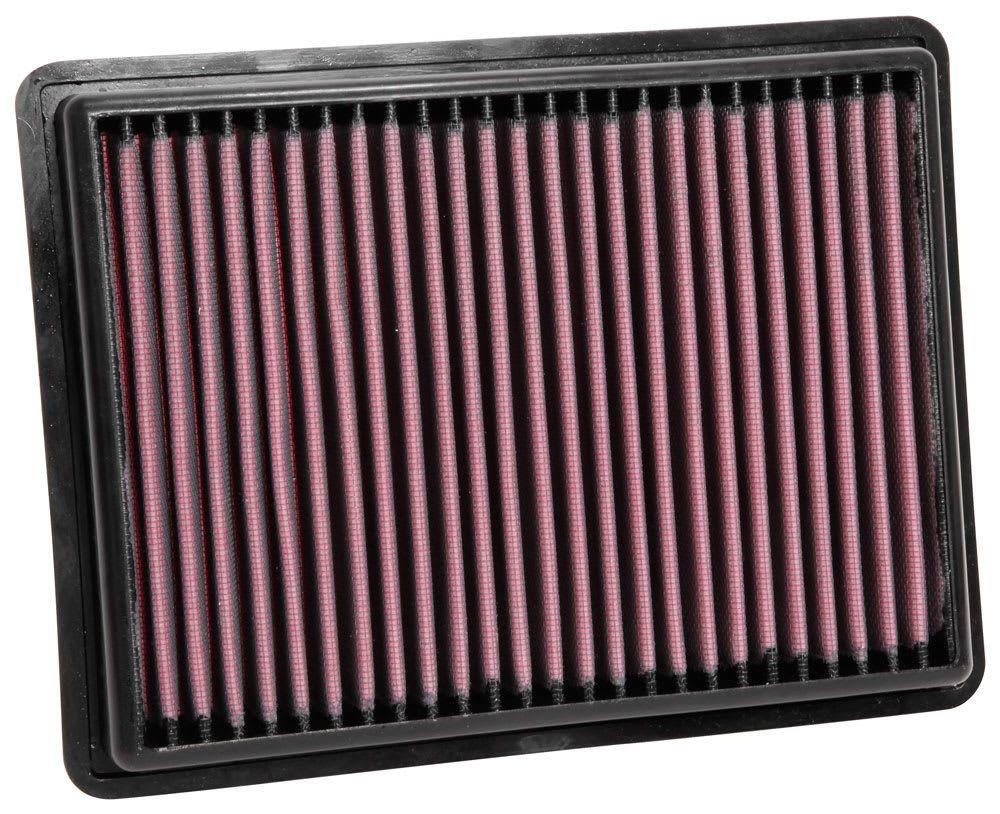 Filtro De Ar R 267x202 K&n - Chevrolet Equinox / 33-5069