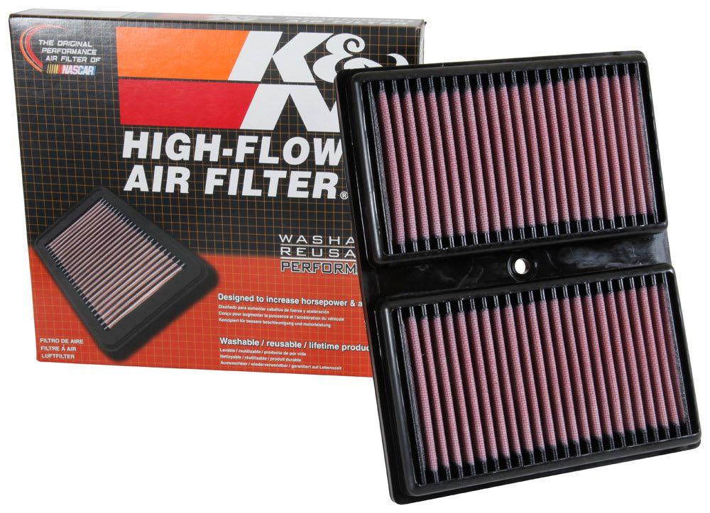 Filtro De Ar R 268x216 K&n - Up/golf/polo/virtus 33-3037