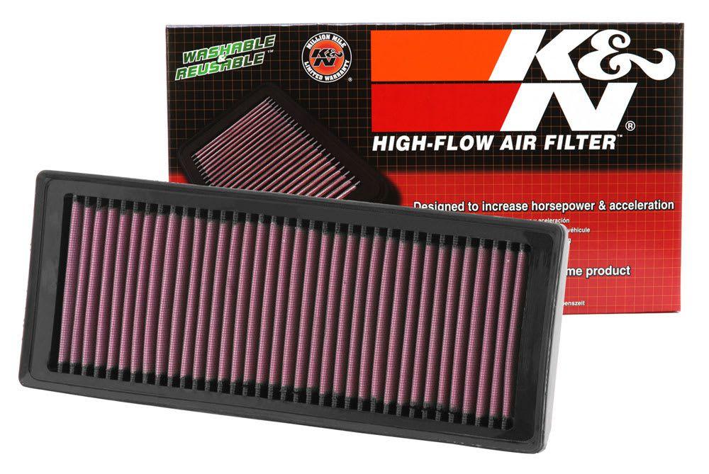 Filtro De Ar R 321x127 K&n- Audi - A4/a5/q5 - 33-2945