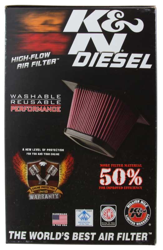 Filtro De Ar Ram 2500 5.9 Diesel 2003-2009 - E-0776