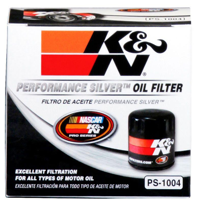 Filtro De Óleo K&n Kia Ps-1004