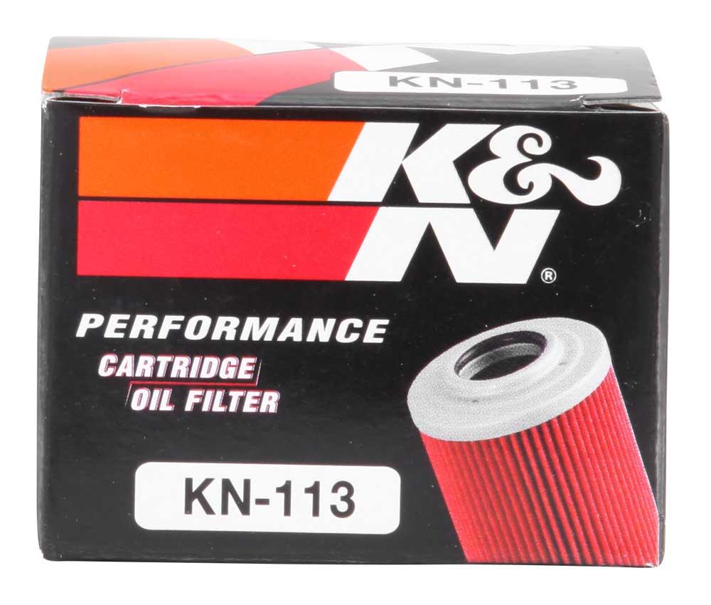 Filtro De Oleo K&n Kn 113 Kn-113 Honda Cb 250 Twister