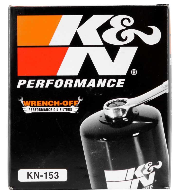 Filtro De Óleo K&n Kn K N Ducati 79-17 Kn-153