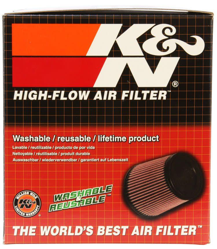 Filtro K&n Cônico Universal Polido Rr-3003