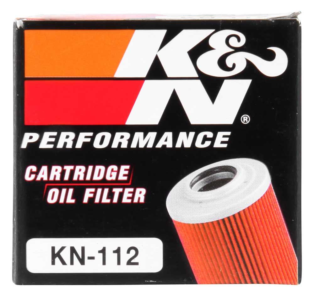 Filtro Oleo K&n Kn-112 Honda Nx4 Falcon Xr 250 R - Tornado