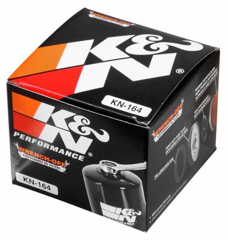 Filtro Oleo K&n Kn-164 Bmw F800 Gs F 800 R / Adventure Todas