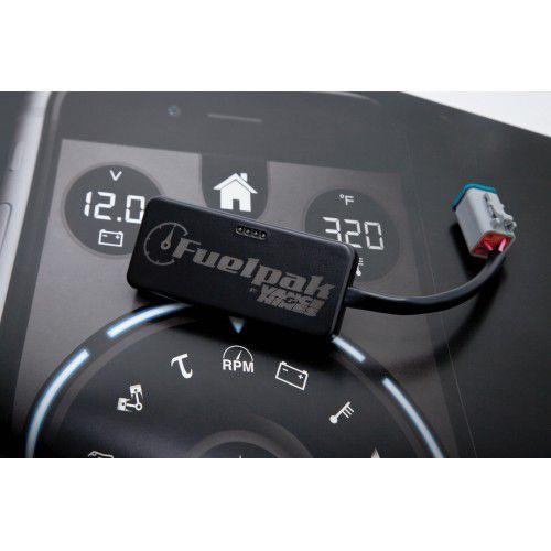 Fuelpak Fp3 (Central de Ajuste de Injeção) - Harley Davidson com Sistema Can Bus - Vance & Hines