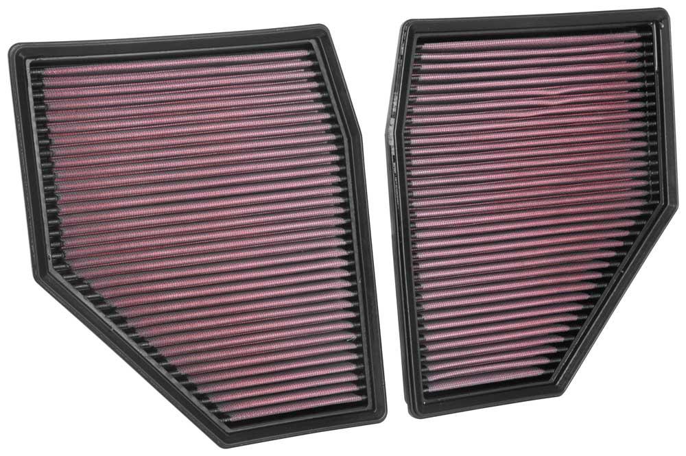 Kit Filtro De Ar Bmw M5 2018 4.4t V8 C/ 2 Filtros - 33-3128