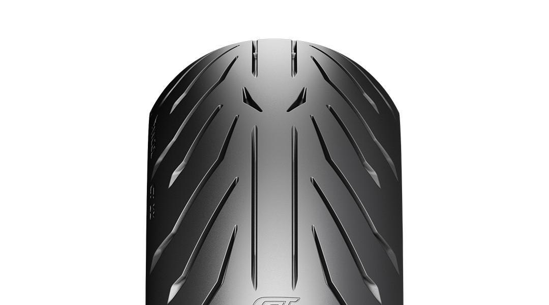 Par Pneu Pirelli Angel Gt 2 Ducati Monster 797