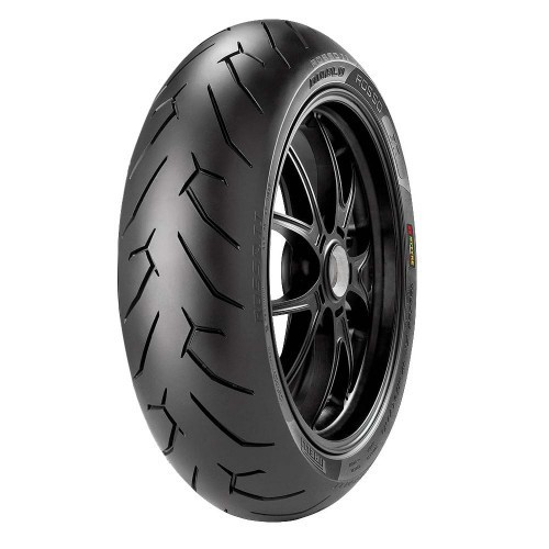 Par Pneu Pirelli Diablo Rosso Ii Honda Cb Twister 100 + 130