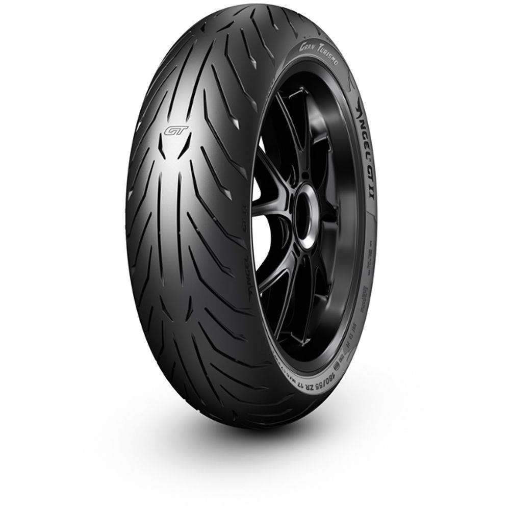 Par Pneu Pirelli Honda Nc700 750 Angel Gt 2 120 + 160