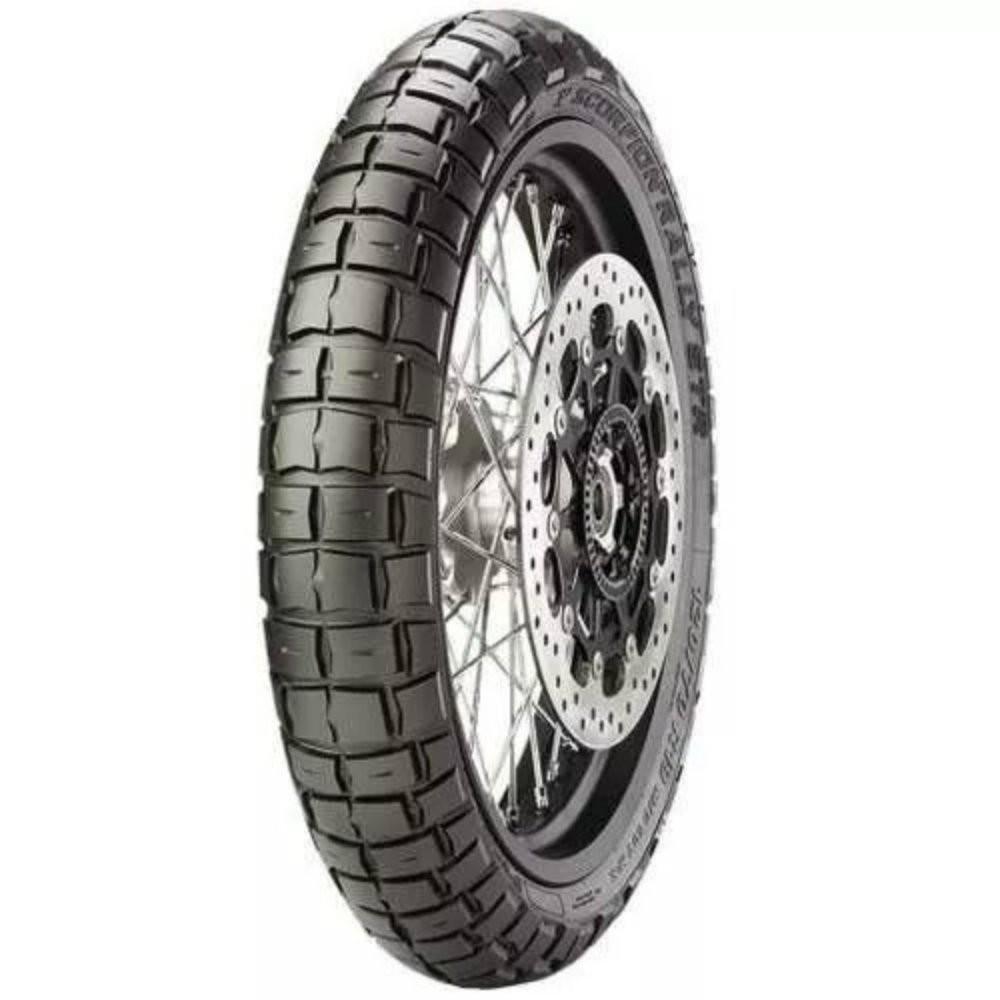 Par Pneu Pirelli Scorpion Rally Str Bmw F750gs F750 Gs